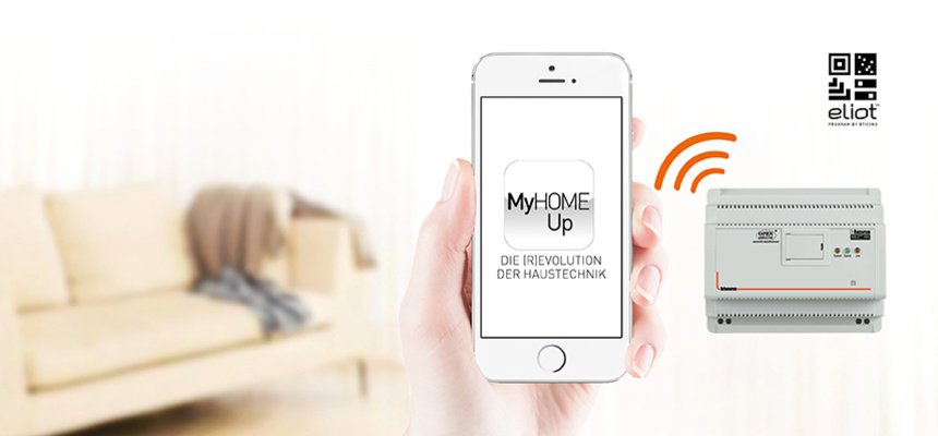 MyHOME / MyHOME_Up bei EGATECH GmbH in Pirna